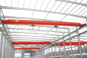 Single_Girder_Overhead_Cranes
